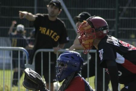 Vi fa ancora il catcher al torneo di Marsiglia 2009