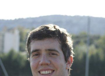 Andi al torneo di Marsiglia 2009