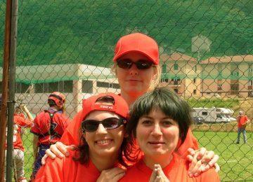 Paola. Marica e Tiz con trofeo Mallare 2007