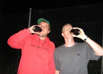 Birre alla prima sera Mallare 2007