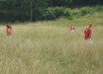 Ricerca palla Mallare 2007