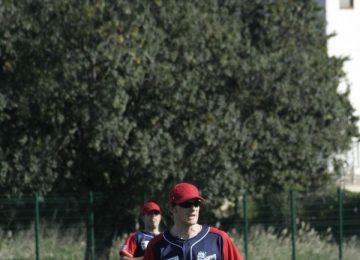 Stefano con guantone al torneo di Marsiglia 2009