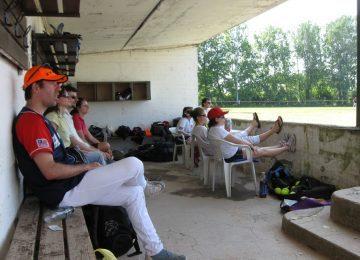 dugout al torneo Salamella day 05